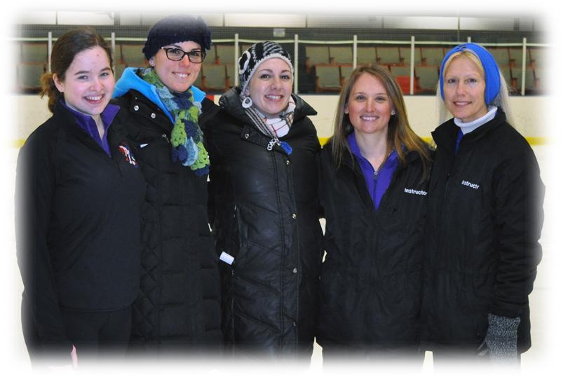 Skating School Coaching Staff
